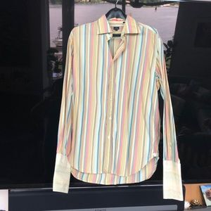 Long sleeve button down shirt by Paul Smith London